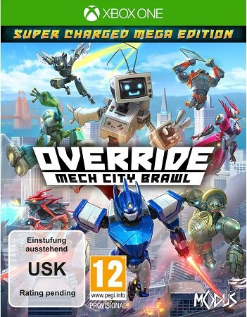 Override: Mech City Brawl Super Charged Mega Edition (Xbox One) für 16,98€