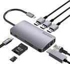 VicTsing 8-in-1 USB C Hub mit Ethernet Anschluss für 23,96€ (statt 48€)