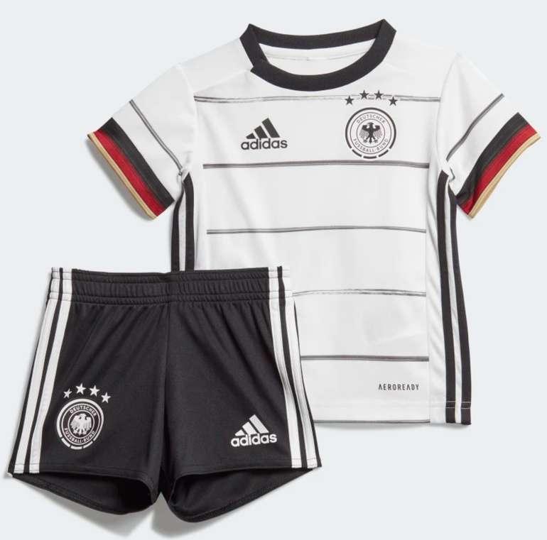 adidas DFB Mini-Heimausrüstung für die Kleinen zu 19,25€ inkl. Versand (statt 46€) - Creators Club!