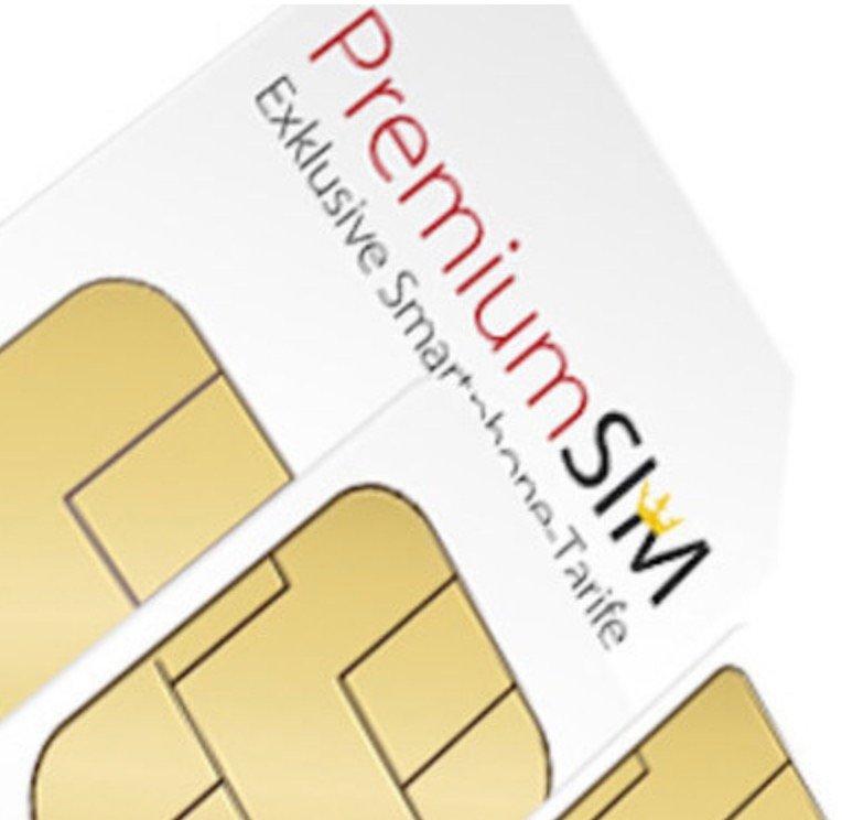 PremiumSIM: o2 Allnet-Flat mit 10GB LTE Datenvolumen für 12,99€ mtl. (3 monatlich kündbar!)