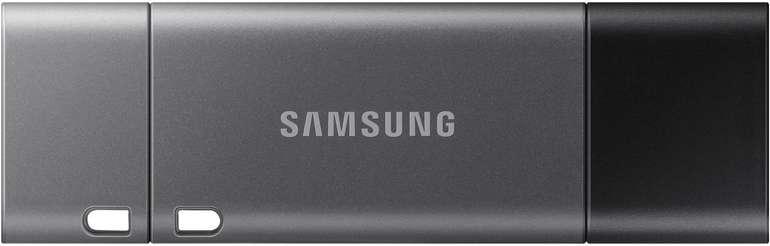 Samsung Duo Plus 3.0 USB Stick mit 128 GB (USB-C/A) für 20,99€ inkl. VSK (Paydirekt)