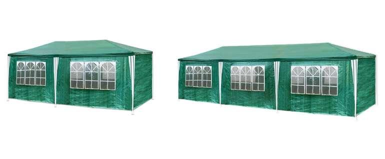 Hengda Gartenpavillon 3x3 m-3