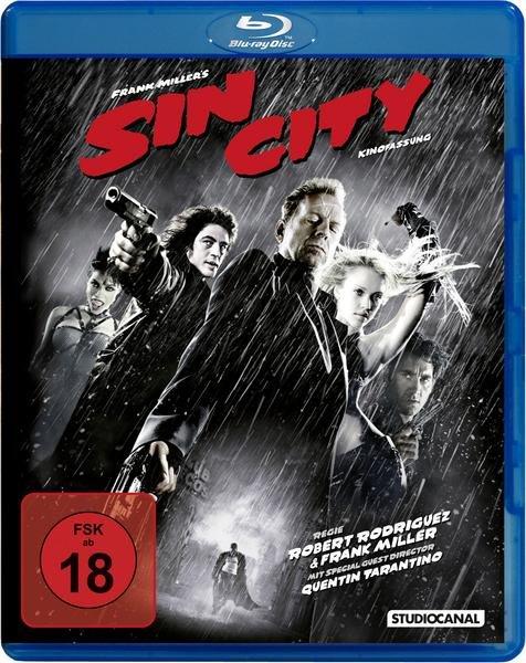 Sin City (Blu-ray) für 2,90€ inkl. Versand (statt 8€) - Thalia Club!