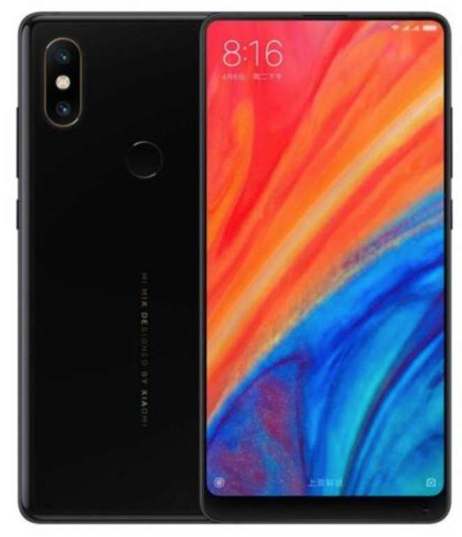 "Wieder da! Xiaomi Mi Mix 2s - 5,99"" Top-Smartphone (64GB, LTE, 6GB RAM) für 222€ (statt 290€)"