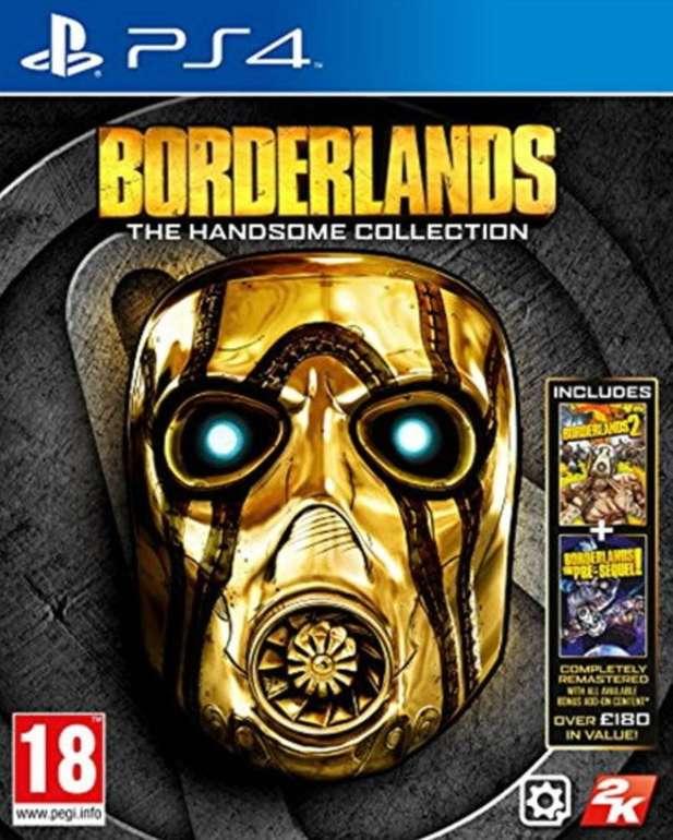 Borderlands: The Handsome Collection (Xbox One oder PS4) für je 11€