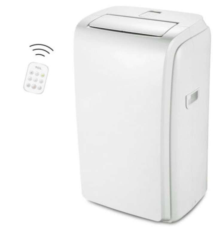 TCL TAC-12CPA/K-WHT - Mobile Klimaanlage (12000 BTU + Fernbedienung) für 249€ inkl. Versand