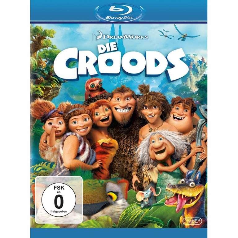 Die Croods auf Blu-ray für 8,99€ inkl. Versand (statt 13€)