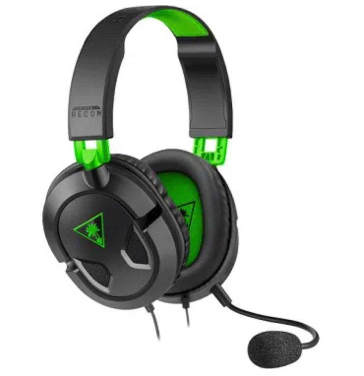 Turtle Beach Recon 50X Over-Ear-Headset für 18,98€ inkl. Versand (statt 27€)
