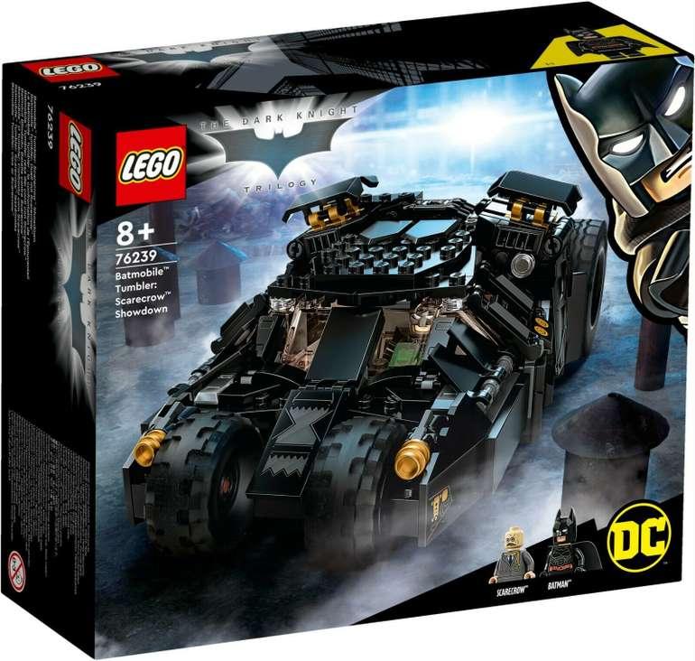 Lego Batman - Tumbler Duell mit Scarecrow (76239) für 33,99€ inkl. Versand (statt 38€)