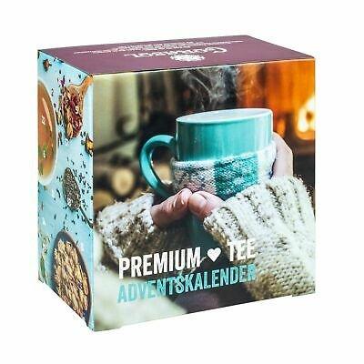 Corasol Premium Tee Adventskalender 2019 XXL (192 g) für 26,79€