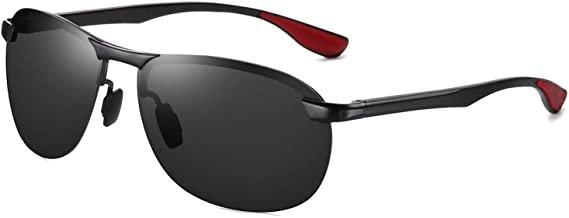 Aoron A4302 polarisierte Sonnenbrille (UV 400) in 3 Farben für je 10,99€ inkl. Prime Versand (statt 20€)