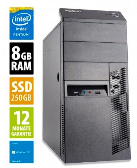 AfB Shop: 25% Extra-Rabatt auf alle PCs - z.B. Lenovo ThinkCentre M83 MT für 119,25€ inkl. Versand