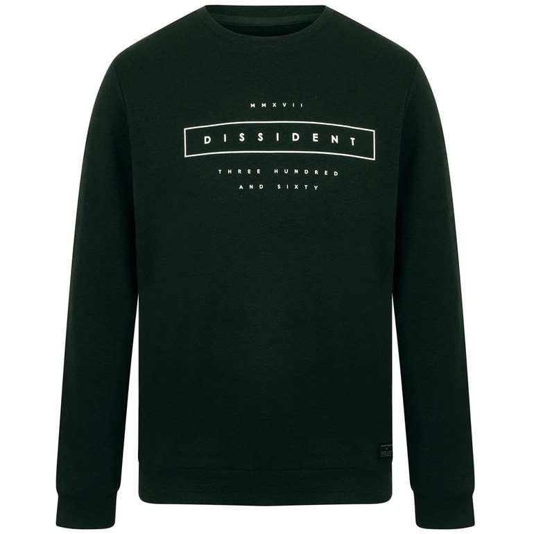 DNM Dissident Sale mit bis zu 70% Rabatt bei SportSpar, z.B. Chinu Herren Sweatshirt für 12,99€ (statt 23€)