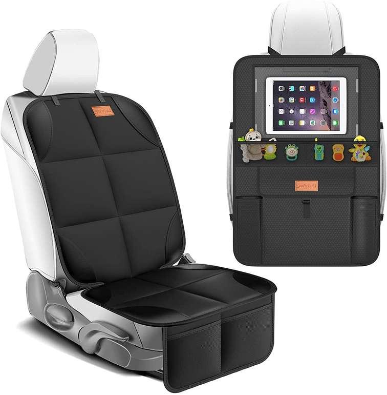 Smart Elf Kindersitzunterlage + Rückenlehnen Organizer für 12,46€ inkl. Prime Versand (statt 25€)