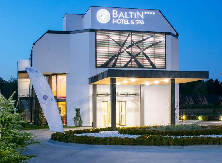ÜN für 2 Personen im 4* Baltin Hotel & Spa an der polnischen Ostsee mit HP ab 78€ - Reisezeitraum bis Januar 2022
