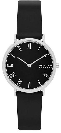 Skagen Hald Damenuhr mit Silikon-Armband für 50€ (statt 67€)
