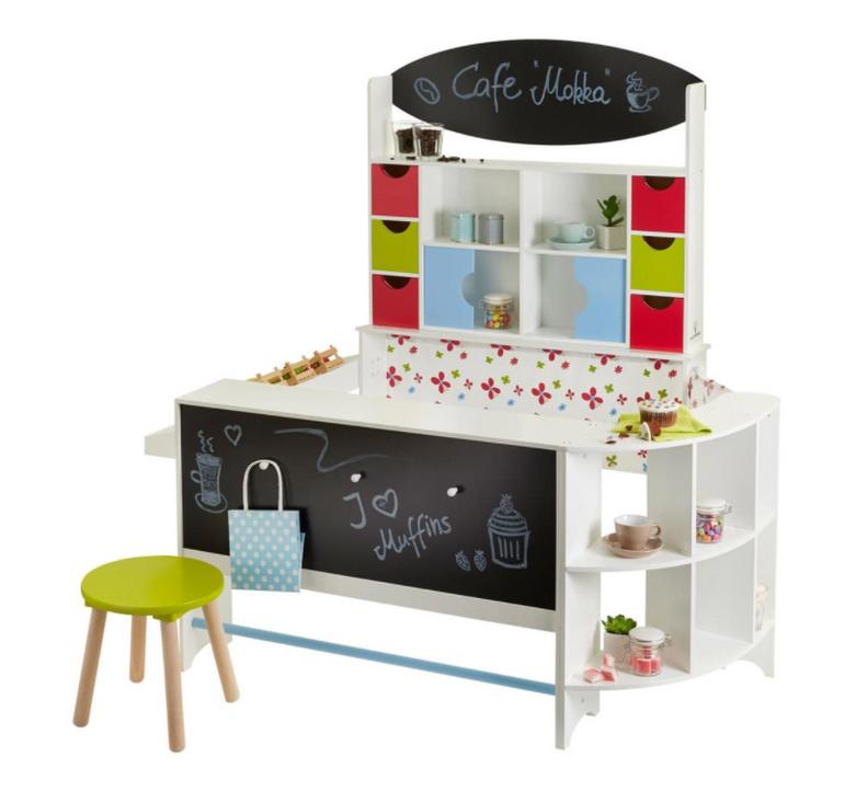 Musterkind Kaufladen & Café Arabica für Kinder aus Holz für 99 € inkl. Versand