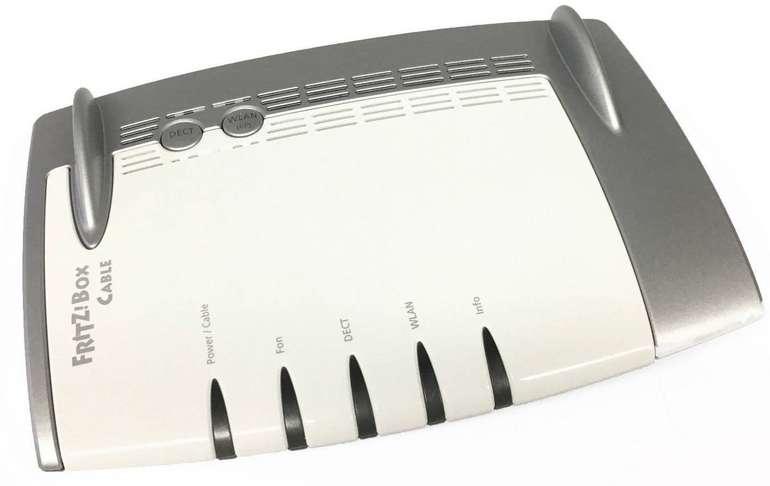AVM Fritzbox 6490 Cable Ex-Unitymedia-Geräte für 64€ inkl. Versand (statt 100€)