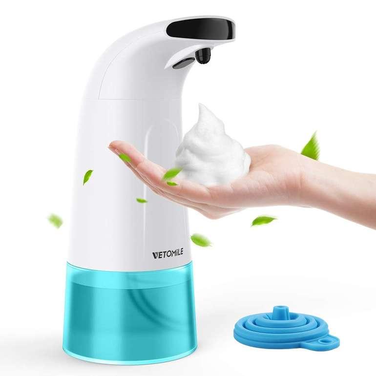 Vetomile automatischer Seifenspender für 15,59€ inkl. Prime Versand