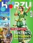 1 Jahr Hörzu TV-<mark>Zeitschrift</mark> für 119,60€ + 105€ <mark>Bestchoice</mark> <mark>Gutschein</mark>