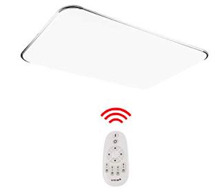 Hengda 48W LED Deckenleuchte (dimmbar) für 39,89€ inkl. Prime Versand