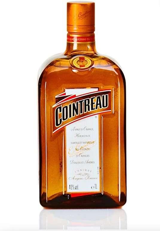 1 Liter Flasche Cointreau Triple Sec Orangenlikör 40% für 19,90€ inkl. Versand (statt 27€)