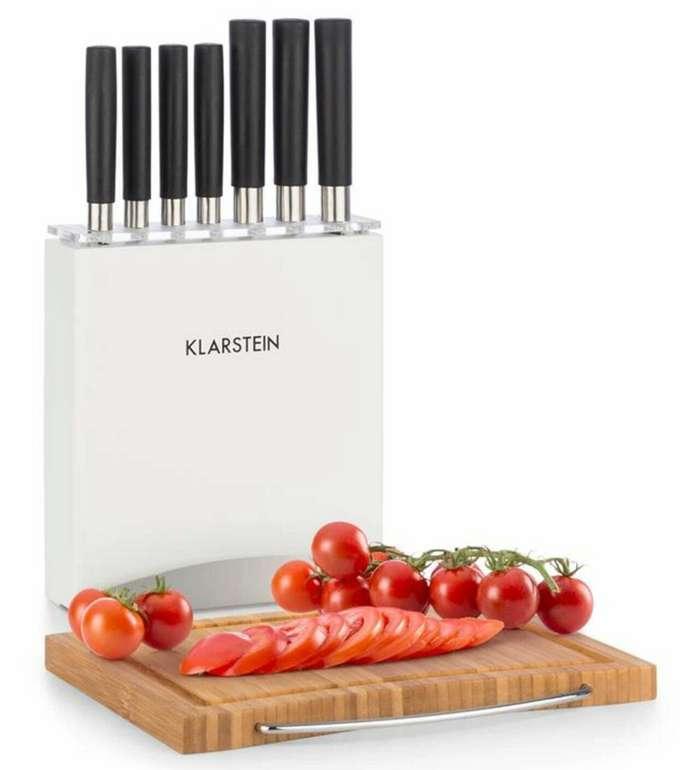 Klarstein Messer-Set (9 tlg.) im Japan Design für 34,99€inkl. Versand (statt 39€)