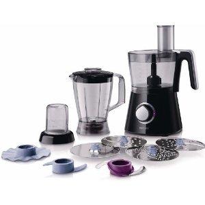 Philips HR7762/90 Küchenmaschine (28 Funktionen, Standmixer, 750W) für 69€