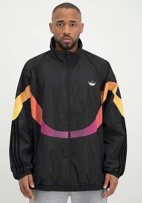Adidas Originals Sport Spray TT Herren Trainingsjacke in Schwarz für 51,99€inkl. Versand (statt 85€)