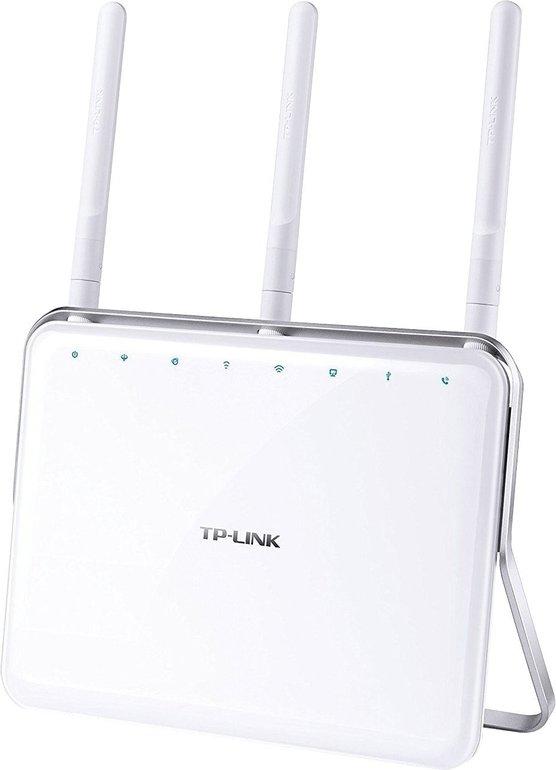 TP-Link Archer VR900v AC1900 VoIP WLAN VDSL2 DECT Gigabit Router für 51,30€