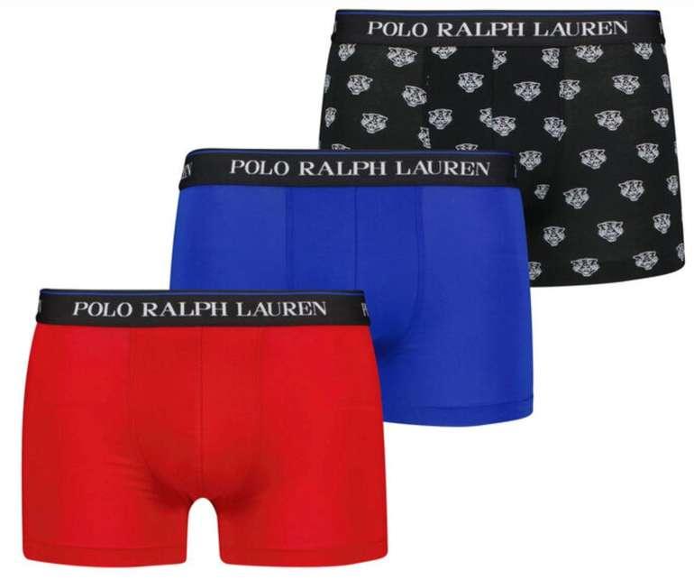 Polo Ralph Lauren Herren Retropants (3er Pack) für 30,52€inkl. Versand (statt 40€)