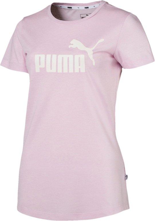 Puma Essentials+ Heather Tee Damen T-Shirt für 12,74€ inkl. Versand (statt 17€)