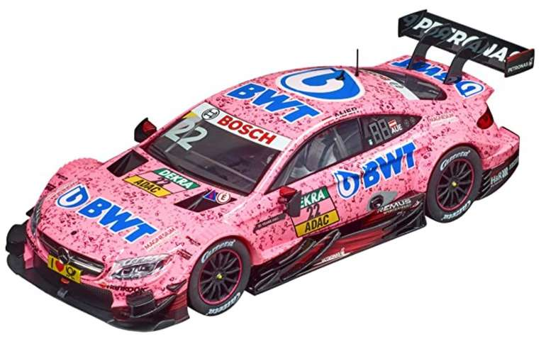 Carrera 20023918 Mercedes C63 AMG DTM L.Auer, No.22 für 39,99€ inkl. Versand (statt 72€)