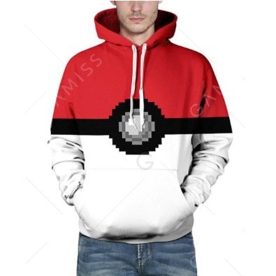 2x Fashion bei gamiss.com - z.B. Color Spliced 3D Geometric Print Hoody zu 6,86€