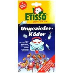 Etisso Ungeziefer-Köder (2 Stück) für 4,33€ inkl. Versand (statt 7€)
