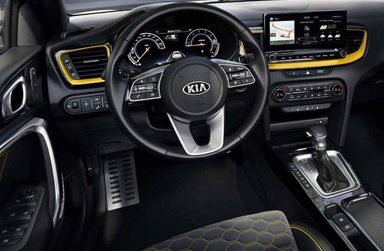 Kia XCeed Vision 1.6 Plug-In-Hybrid Leasing 2