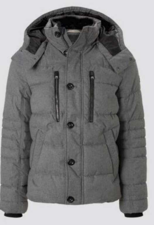 "Tom Tailor Herren Winterjacke ""Puffer Jacket"" mit Kapuze (vers. Farben) zu je 69,99€ inkl. Versand (statt 80€)"