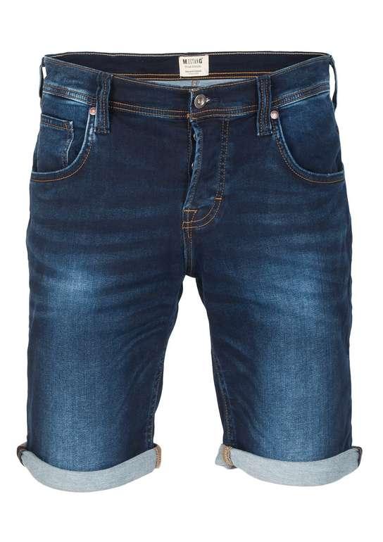 Verschiedene Mustang Chicago Jeans Shorts ab 24,99€ (statt 37€) - 2 Stück ab 40€