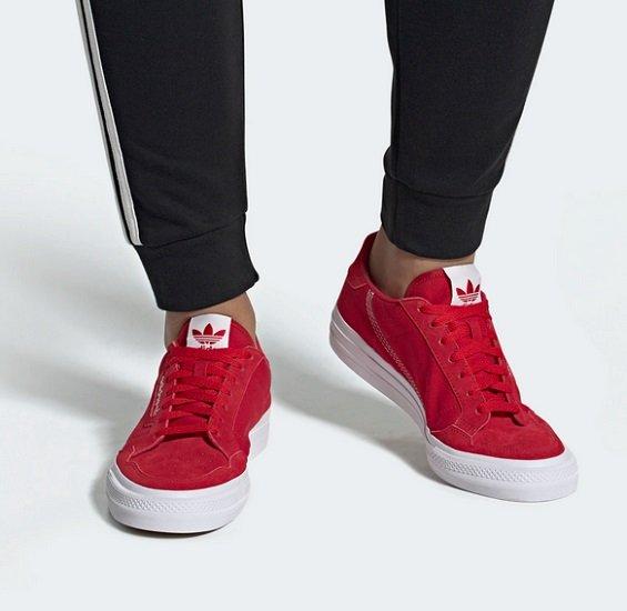 Adidas Continental Vulc Herren Schuhe in 3 Farben je nur 43,37€ inkl. VSK (statt 55€)