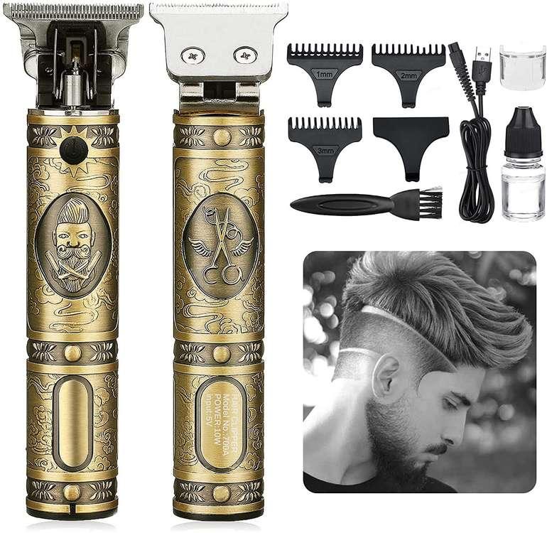 Generisch JM-700A elektrischer Haarschneider für 18,99€ inkl. Versand (statt 30€)