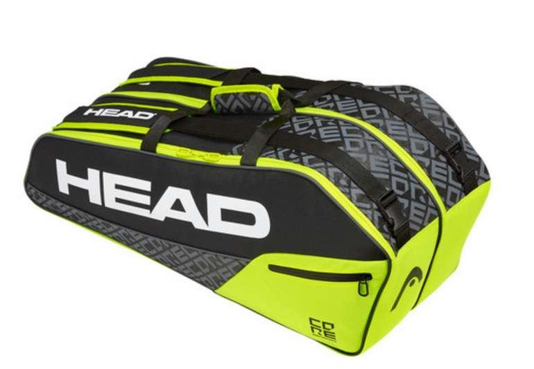 Head Core 6R Combi Tennistasche für 25,90€ inkl. Versand (statt 38€)