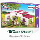 Galeria Kaufhof Sonntagsangebote - z.B. 15% Rabatt auf Schleich Produkte
