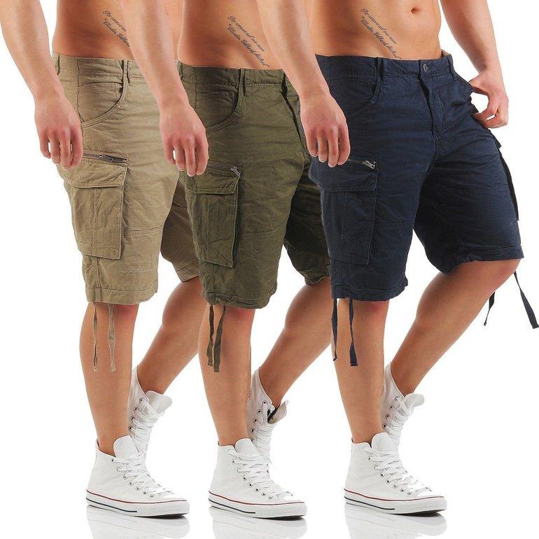 Jack & Jones Chop Cargo Shorts bzw. Bermudas für je 29,90€ inkl. Versand