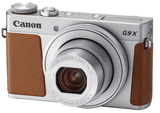 Canon Powershot G9 X Mark II Digitalkamera mit 20.9 Megapixel für 333€