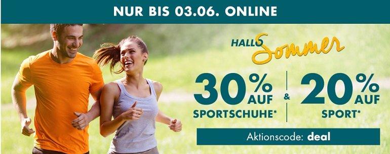 Galeria Sportartikel Rabatt
