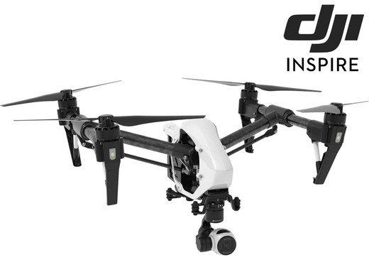 DJI Inspire 1 Pro (Black Edition) für 1.005,90€ inkl. Versand (statt 2200€)