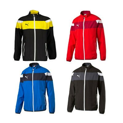 Puma Spirit II Woven Herren Trainingsjacke für 14,95€ inkl. Versand