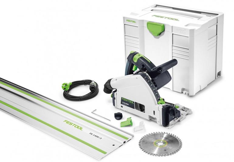 Festool Tauchsäge TS 55 REBQ-Plus-FS für 431,10€ inkl. Versand (statt 469€)