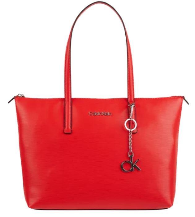 Calvin Klein Shopper in Rot für 67,99€ inkl. Versand (statt 90€)