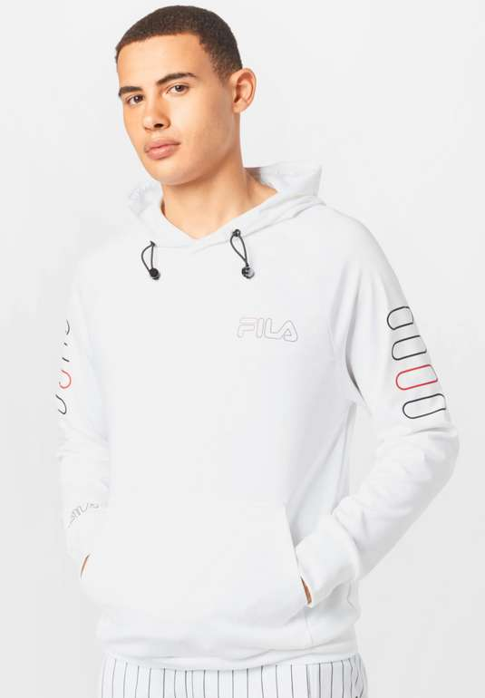 "Fila Sportsweatshirt ""Enoch"" in Weiß für 26,94€inkl. Versand (statt 35€)"